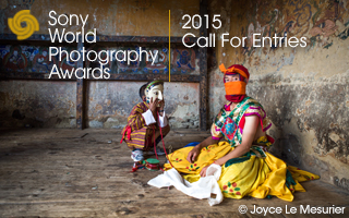 Sony World Photography Award 2015 Call for entries