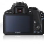 Canon Eos 100D retro