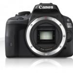 Canon Eos 100D senza obiettivo