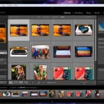 Adobe Lightroom 4 screenshot