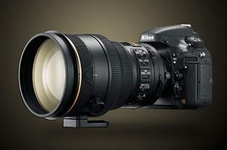 Nikon D800 cover