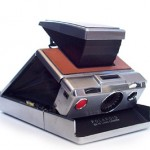 Polaroid instant camera Sx70
