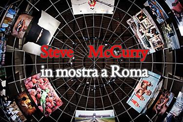 Steve McCurry al Macro Testaccio