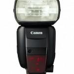 Canon Speedlite 600 EX RT fronte