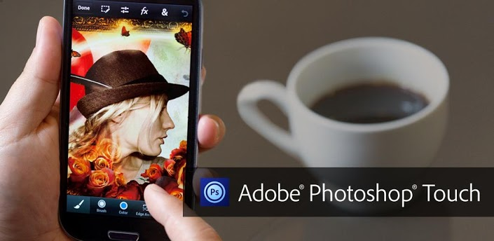 Adobe photoshop touch per android e Iphone