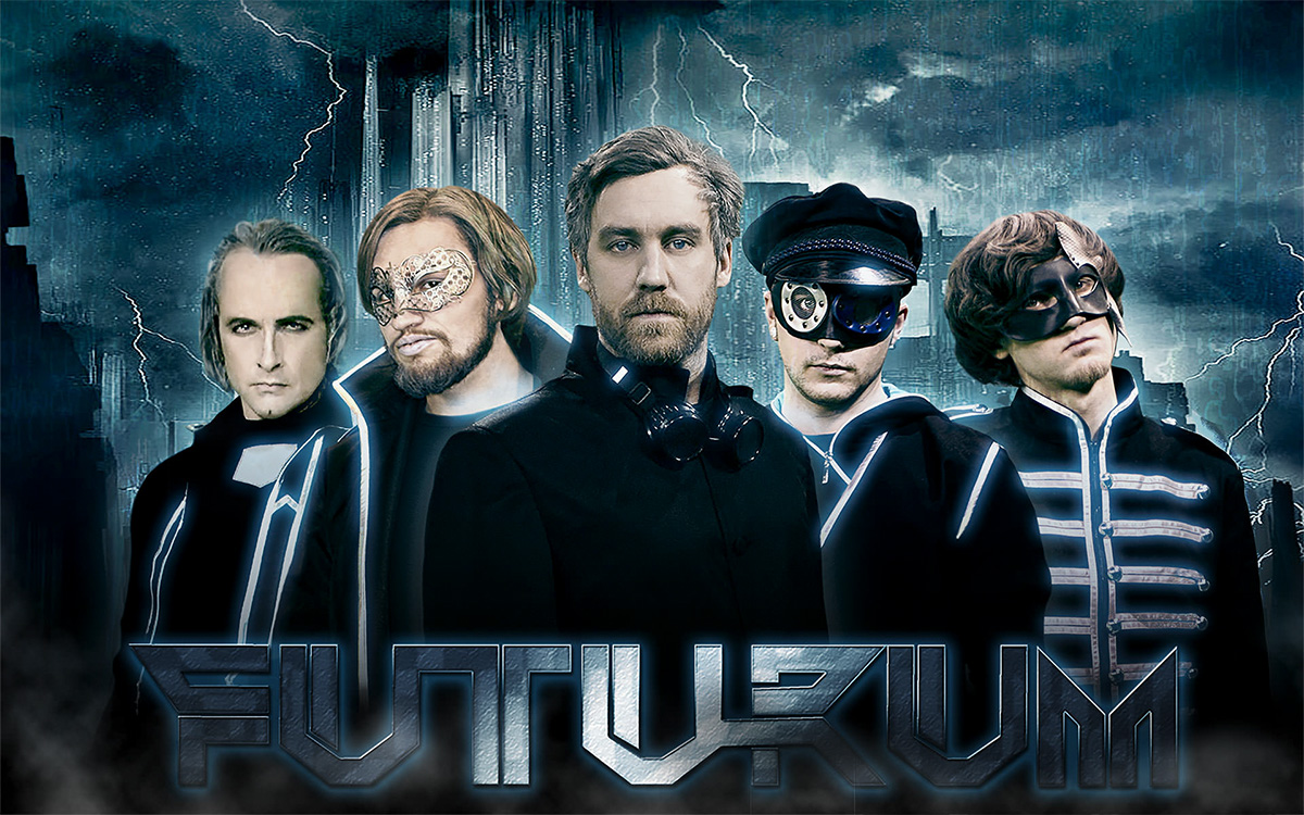 Futurum Music Band Retouching After