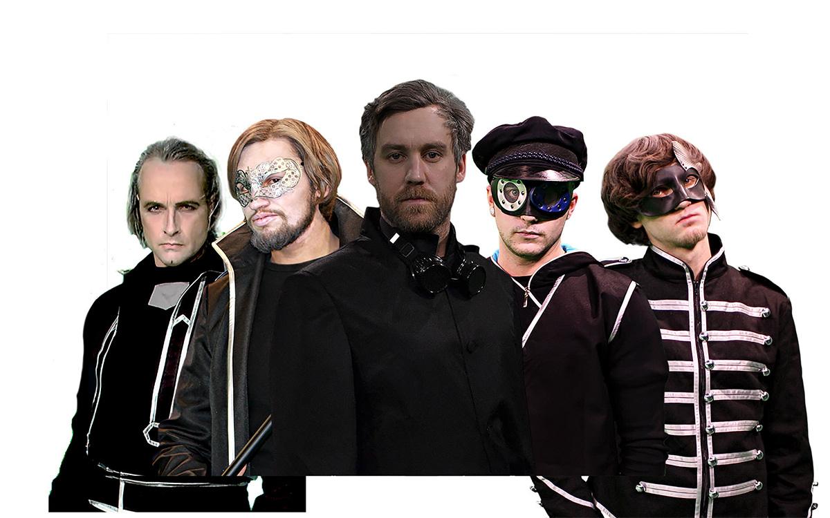 Futurum Music Band Retouching Before