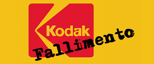 Kodak dichiara fallimento