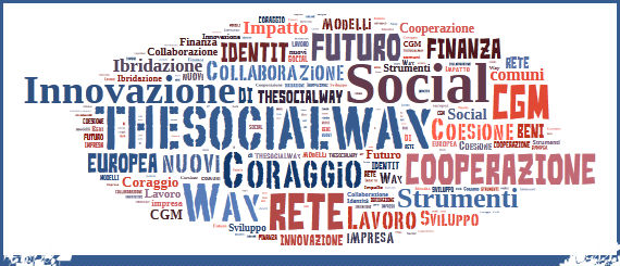 the social way tagcloud