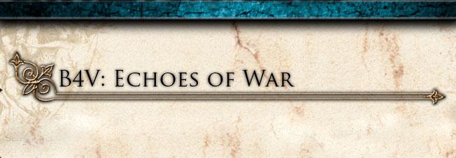 Echi di Guerra 2014